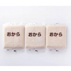 Silk okara (soy pulp)-C