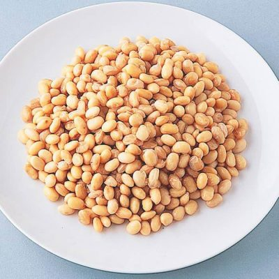 Boiled soybeans-A