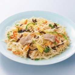 Flavored rice vermicelli with pork-A