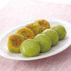 Round jade gyoza-A