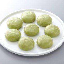 Round jade gyoza-B