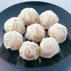 Baozi (steamed meat dumplings)-B