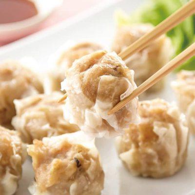 Minced pork shrimp shumai-A