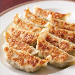 Refreshing gyoza (dumplings) with a fragrance of shiso leaves-C