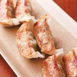 Sichuan gyoza (dumplings)-D