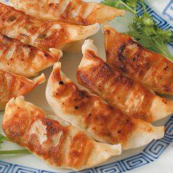 Sichuan gyoza (dumplings)-A