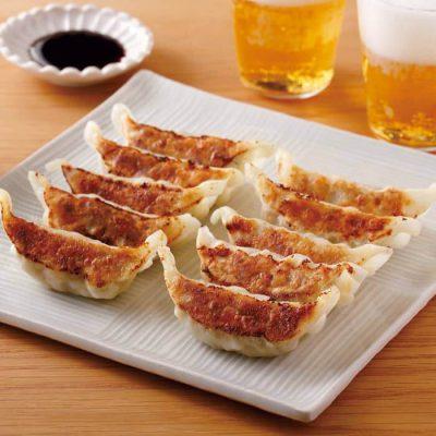 Yuzu kosho gyoza (dumplings)-A