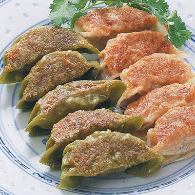 Gyoza (dumpling) wrappers - 2 types-A