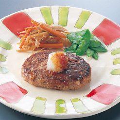 Viva Chef's raw hamburger patties (beef & pork)-A