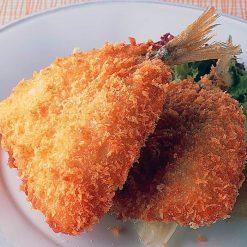 Fried Japanese horse mackerel-A