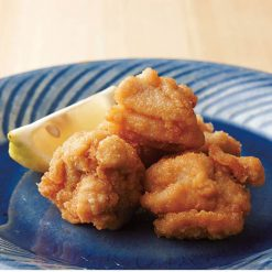 Microwave-ready fried chicken thighs-C