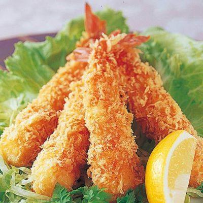 Specialty fried shrimp-A