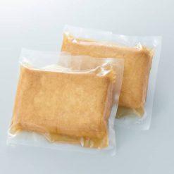Seasoned deep-fried tofu (Kansai-style)-A