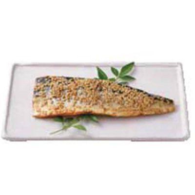 Sesame ginger mackerel-A