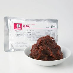 Chunky red bean paste-C