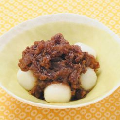 Chunky red bean paste-B