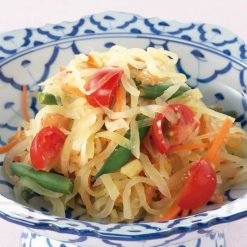 Green papaya for salads and cooking-A