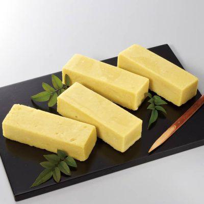 Sweet potato Yokan (Sweet potato paste cake)-A