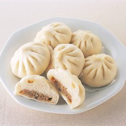 Hand-crafted nikuman (Steamed Chinese meat buns)-B
