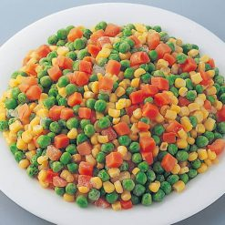Mixed vegetables-A