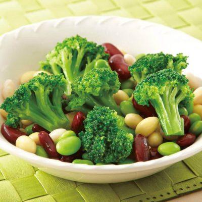 Organic broccoli-A