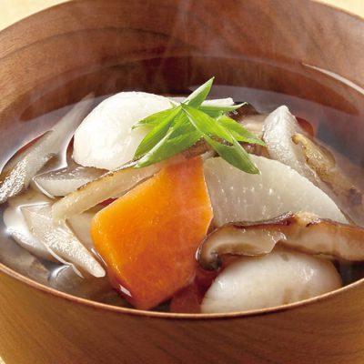 Organic kenchin soup mix-A
