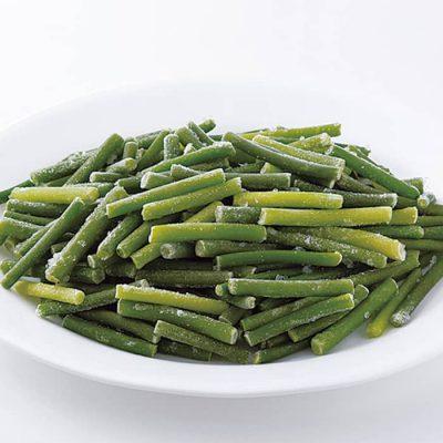 Garlic scapes (cut stems)-A