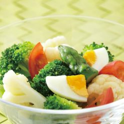 Organic Western-style vegetable mix-A