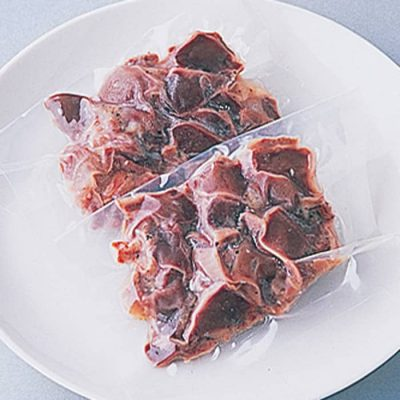 Gizzard slices-B