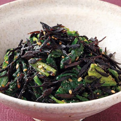 Mixed hijiki seaweed-A