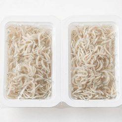 Lightly salty shirasu-boshi (2 serving-sized packs)-B