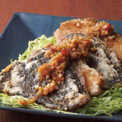 Frying pan righteye flounder (with edible bones!)-A