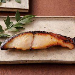 Saikyo-zuke Spanish mackerel (traditional honzuke marination)-B
