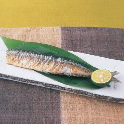Pacific saury (backbone removed)-B