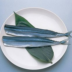 Pacific saury (backbone removed)-C