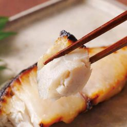 Saikyo-zuke Spanish mackerel (traditional honzuke marination)-A