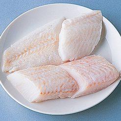 Sliced righteye flounder (skinless/boneless)-B