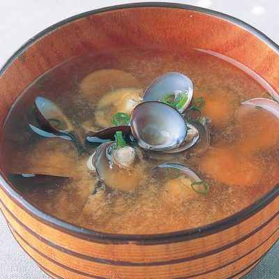 Yamato clams from Lake Shinji-A