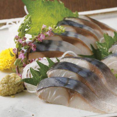 Pickled mackerel-A