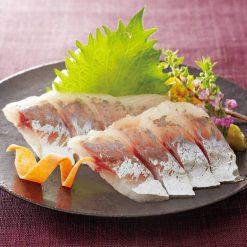 Horse mackerel fillet for sashimi-B