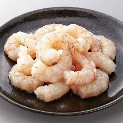 Natural shelled shrimp-A