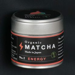 Organic matcha from Japan - No. 2 Energy