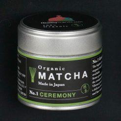 Organic matcha from Japan - No. 1 Ceremony
