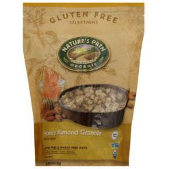 Nature's Path Organic Gluten Free Honey Almond Granola