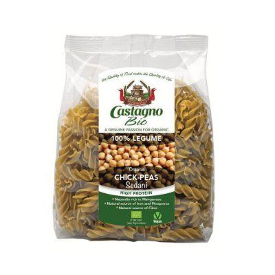 Castagno Organic Chick Peas Fusilli