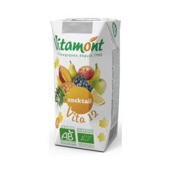 Vitamont Organic Vita 12 Juice