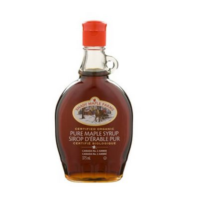 Shady Maple Farms Organic Amber #2 Maple Syrup