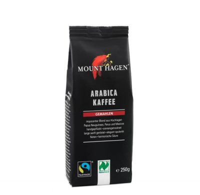 MOUNT HAGEN Organic Roast & Ground Coffee