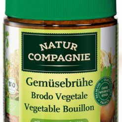 Natur Compagnie Organic Vegetable Bouillon