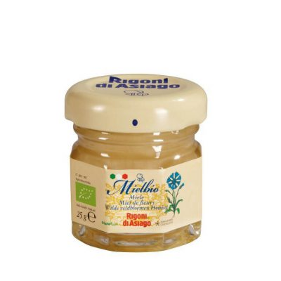 Mielbio Organic Wildflower Honey